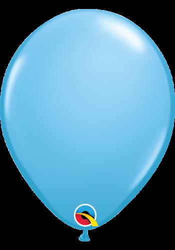 Heliumballon Licht Blauw Standaard (28cm)
