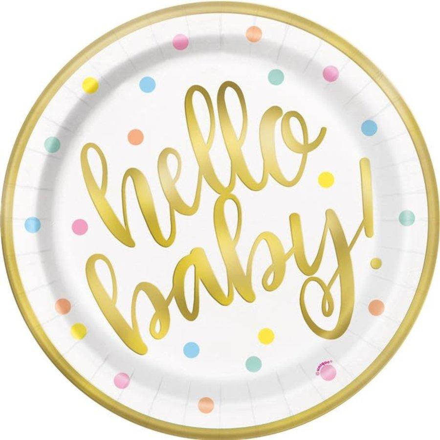 Bordjes Hello Baby-1