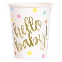Photobooth Props Hello Baby
