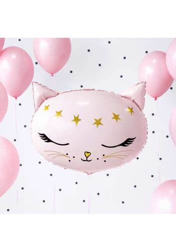 Folieballon Sweet Cat - 48x36cm