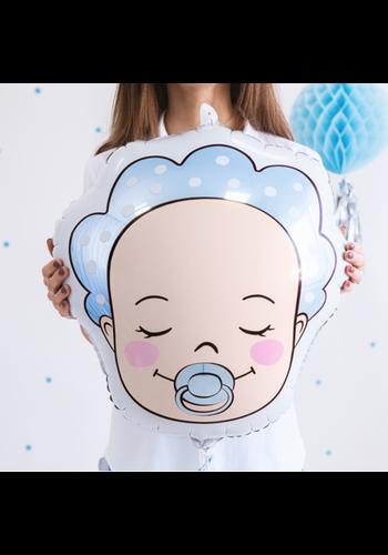 Folieballon Baby Boy - 40x45cm