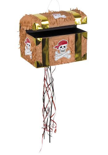 Piñata Schatkist - 30x26cm