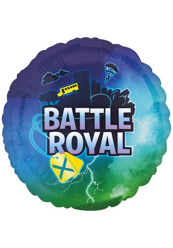 Folieballon Fortnite Battle Royal - 45cm