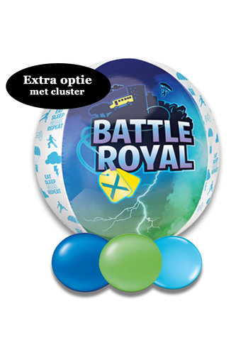 Folieballon Orbz Fortnite Battle Royal