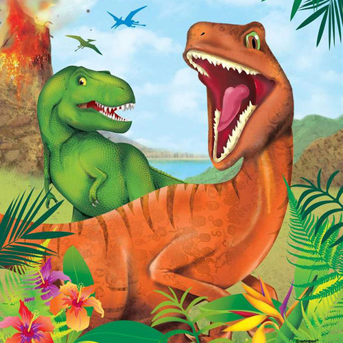 Dinosaurus Party