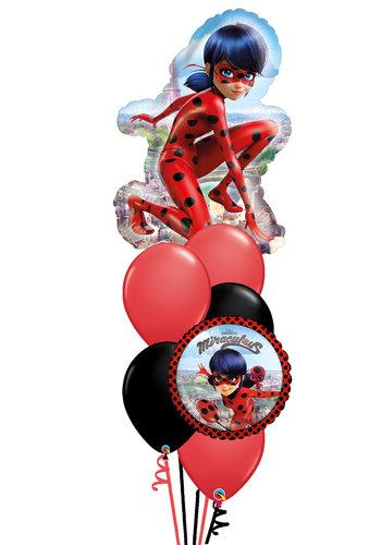 Miraculous Ladybug Balloon Set