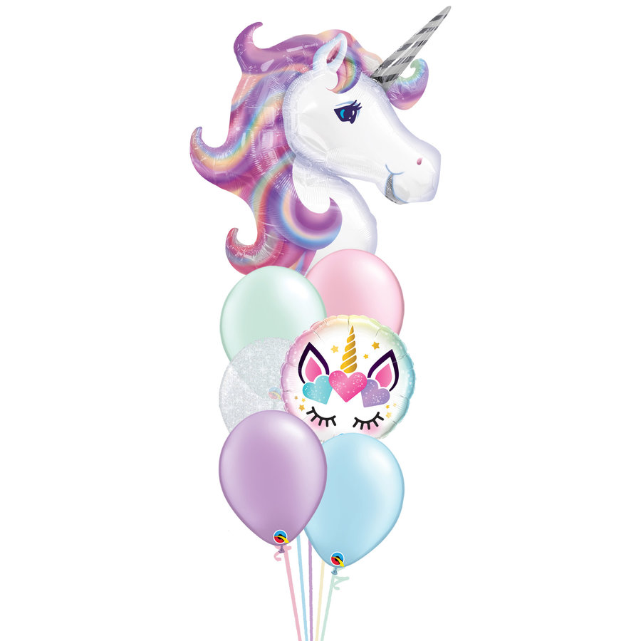 Beautiful Unicorn Balloon Set-1