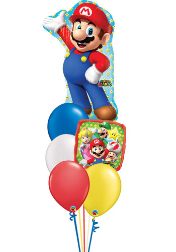 Mario Bros Balloon Set