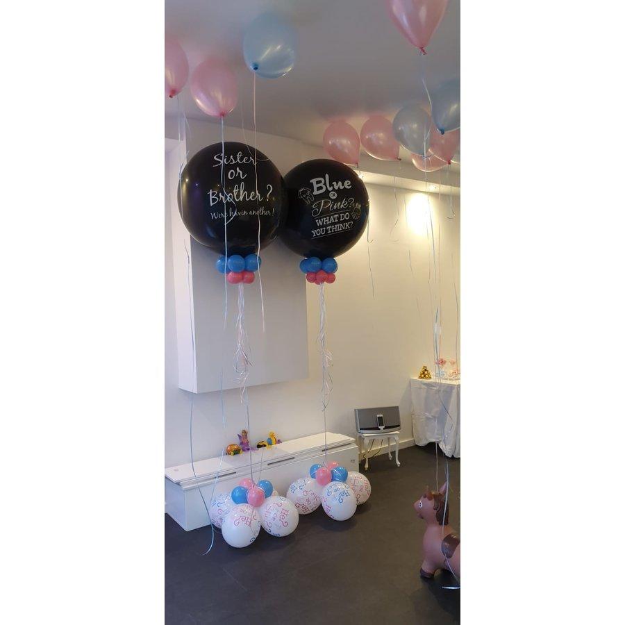 Gender Reveal Ballon Deluxe-5
