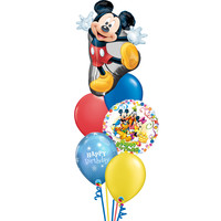 Mickey Mouse Balloon Set