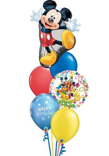 Mickey Mouse Balloon Set