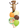 Meerkat Balloon Set