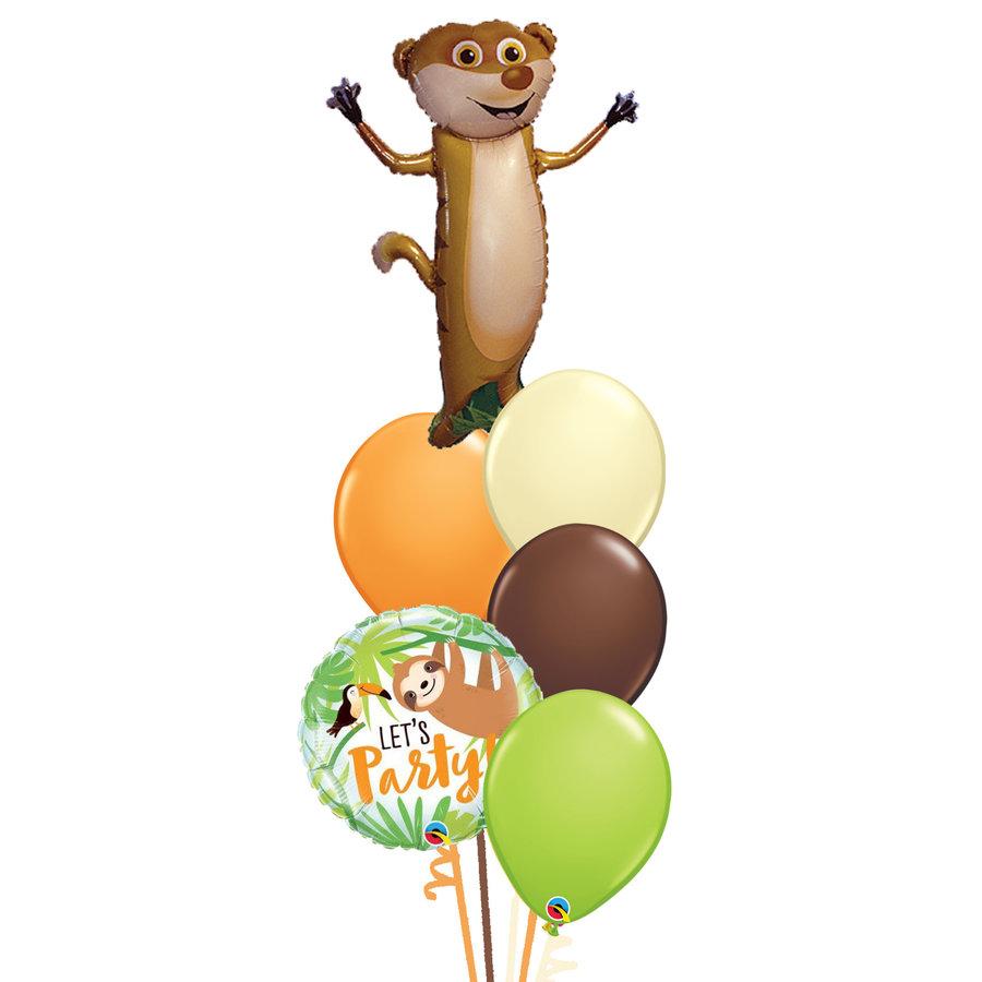Meerkat Balloon Set-1