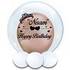 Bedrukte Ballon - Happy Birthday Girl