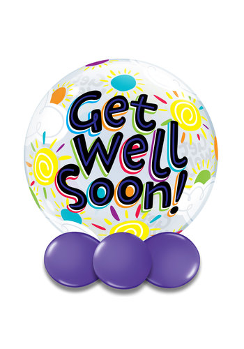 Bubble Get Well Soon