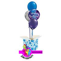 Happy Birthday Galaxy Set