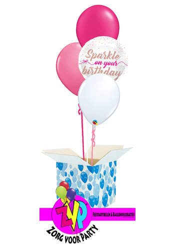 Sparkle On Your Birthday Set