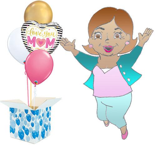 Moederdag Ballonnen