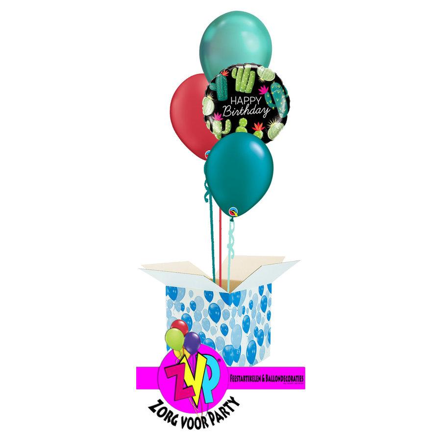 Happy Birthday Cactuses Set-1