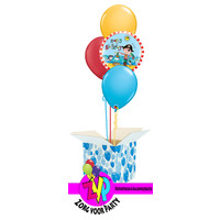 Happy Birthday Pirate Set