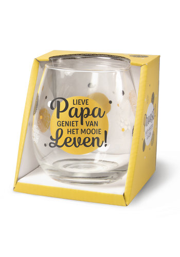 Glas Proost - Papa