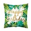 Folieballon ECO Birthday Foliage