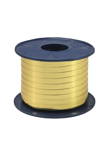 Lint Glimmend Goud - 250mtr - 5mm