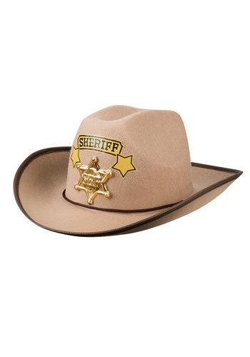 Cowboyhoed Little Sheriff - Bruin