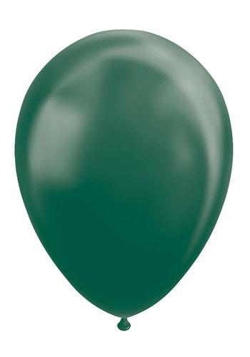 Donker Groen Metallic - 30cm - 25 stuks