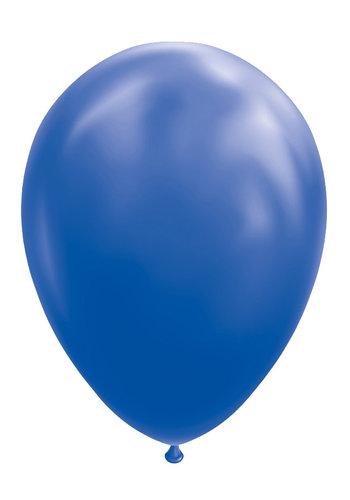 Donker Blauw Metallic - 30cm - 25 stuks