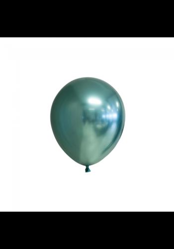 Groen Chrome - 13 cm - 100 stuks