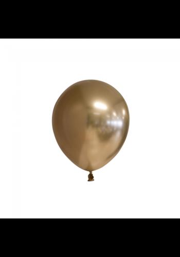 Goud Chrome - 13 cm - 100 stuks