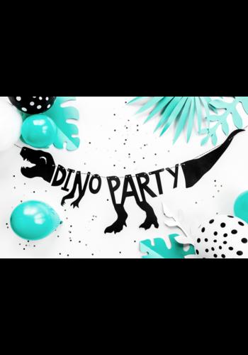 Banner Dinosaurussen - Dino Party - 20x90 cm