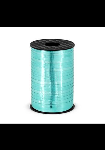 Rol lint - Turkoois - 5mm x 225 mtr