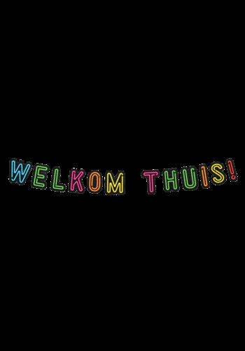 Neon Slinger - Welkom thuis