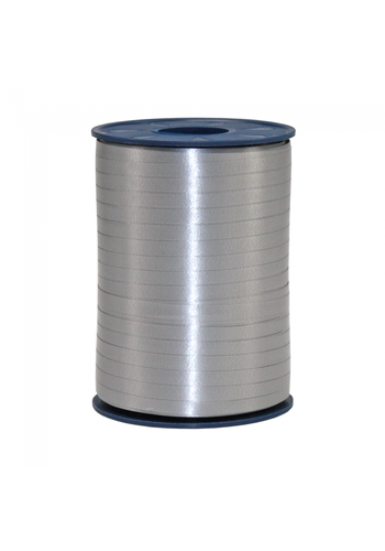 Lint Rol - Zilver - 5mm x 500 mtr
