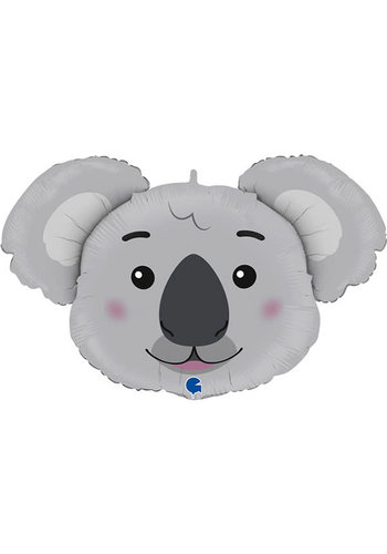 Folieballon Koala Beer - 94cm