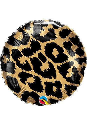 Folieballon Leopard Spots - 45 cm
