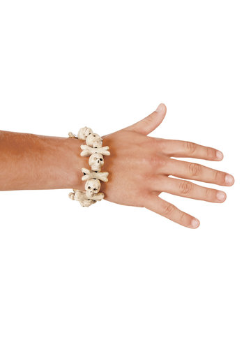 Armband Skull bones