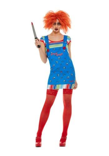 Chucky Lady kostuum