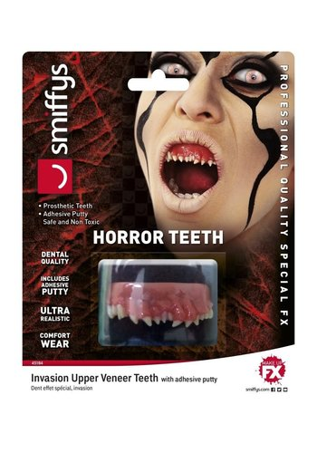 Horror Teeth - Invasion