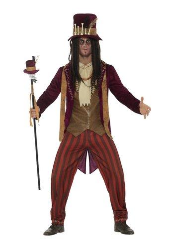 Deluxe Voodoo Witch Doctor-kostuum