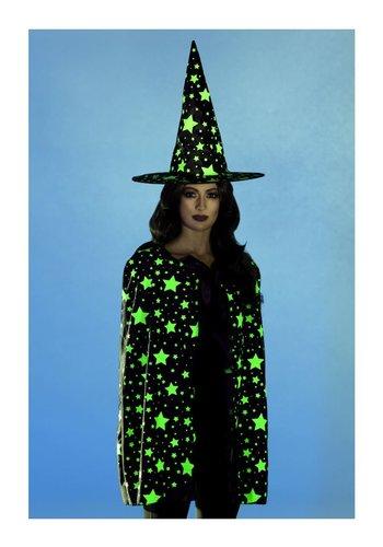 Midnight Witch Kit - Black & Glow in the Dark