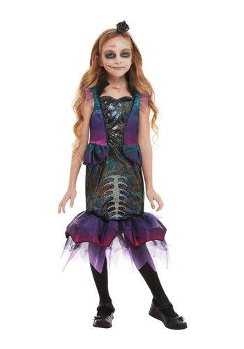 Dark Mermaid Costume