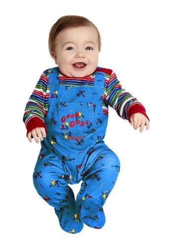 Chucky babykostuum