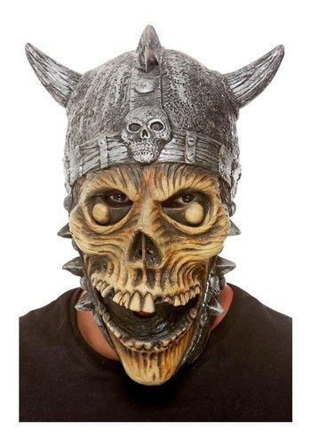Viking skelet latex masker