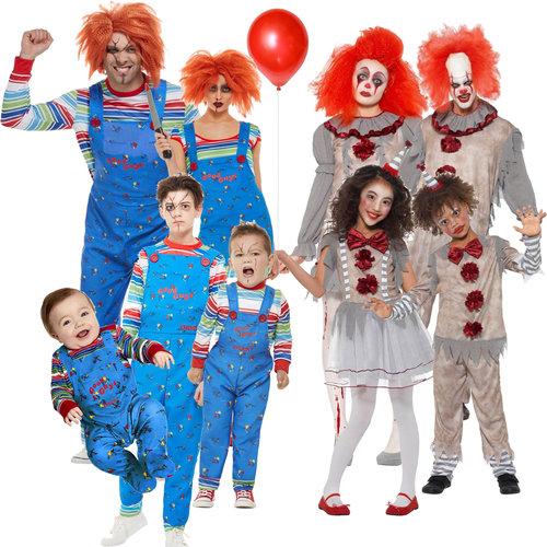 Familie Kostuums
