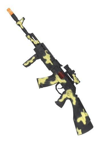 Army Style Gun - Camouflage - 59cm