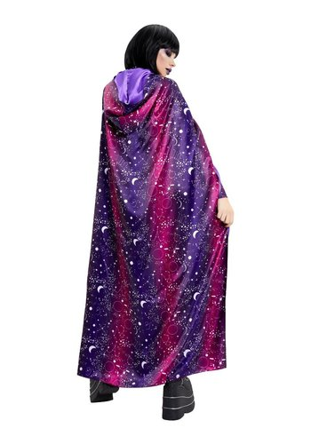 Galaxy Cape - Paars