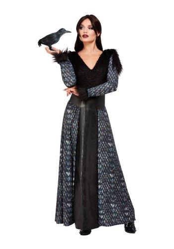 Dark Winter Queen Kostuum